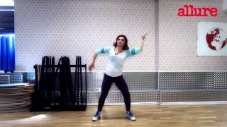 Уроки Zumba Fitness: базовые шаги