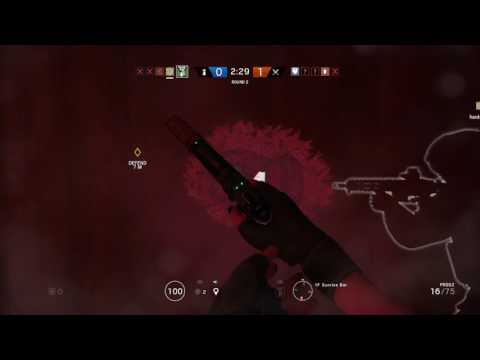 Rainbow Six Siege.  I save THEM. Tommyt999 please Watch This and put in video. Please