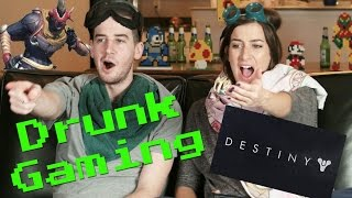 Drunk Gaming - Destiny Thumbnail