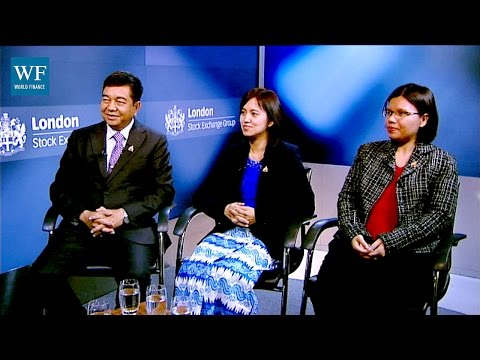 KBZ Group on Myanmar's developing banking sector | World Finance Videos