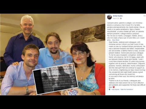 Humb Jeten Inxhinieri Shqiptar Ne Itali, Gruaja Leter Per Abc News: Nuk I Beme Dot Varrimin