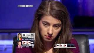 Европейский Покерный Тур 11. Барселона. Главное событие 2/6