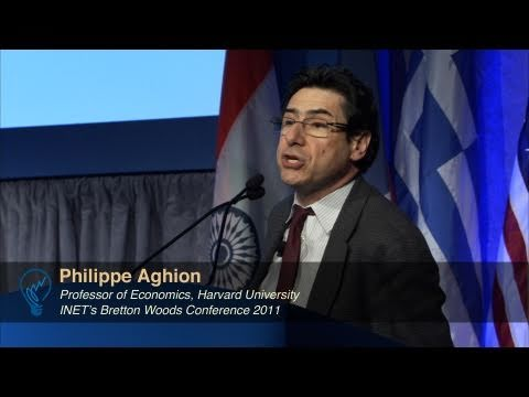 Philippe Aghion: The Market or the State? (1/6)
