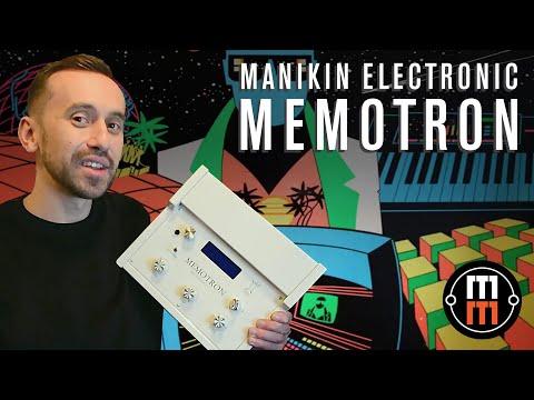 Manikin Memotron M2d - обзор и демо