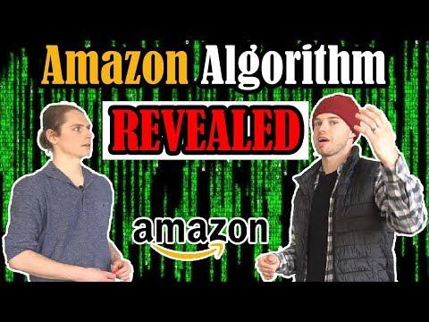 AMAZON SEO - Keywords Rank & ALGORITHM EXPLAINED by Viral Launch CEO Casey Gauss