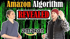 AMAZON SEO - Keywords Rank & ALGORITHM EXPLAINED by Viral Launch CEO Casey Gauss