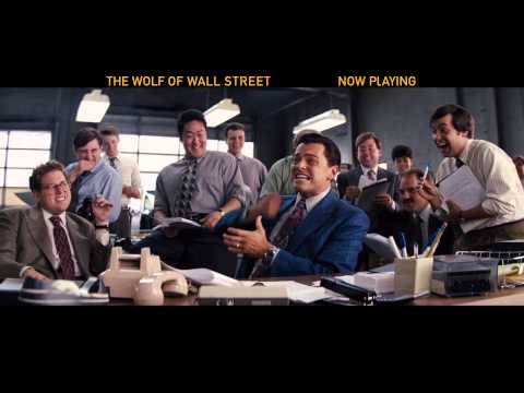 The Wolf of Wall Street - King Arthur