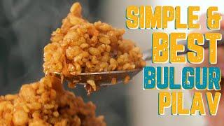 Bulgur Pilavı, Bulgur Pilaf Recipe: A Must Try Turkish SUPERFOOD is SO Simple and Delish