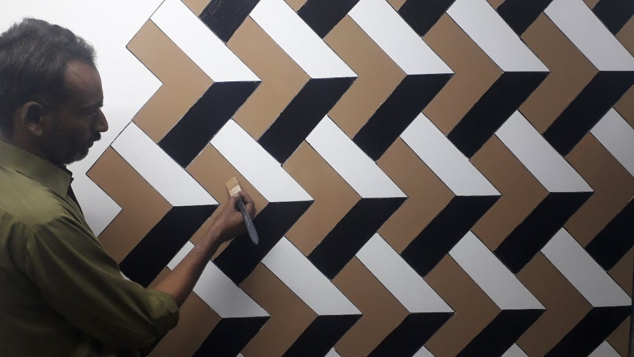 3d Wall Painting 3d Wall Texture New Design Ideas 3d Wall Decoration Effect Interior Design
