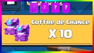 MON PREMIER PACK OPENING DE L'ANNÉE !!! // Clash Royale