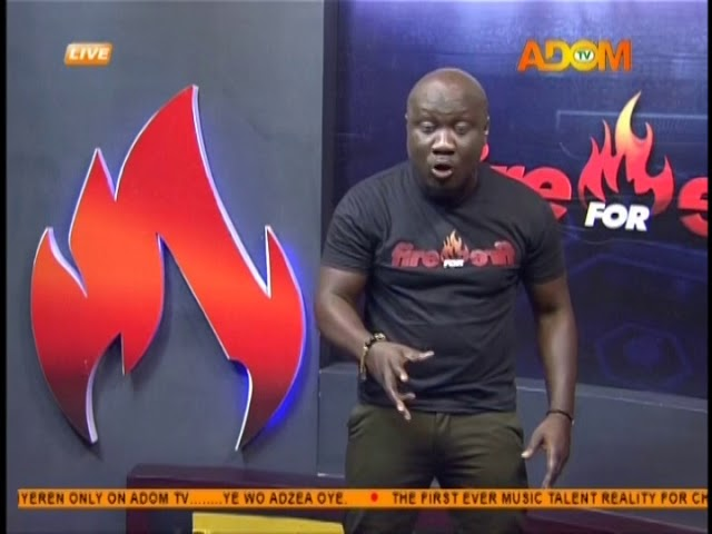Fire 4 Fire on Adom TV (12-10-18)