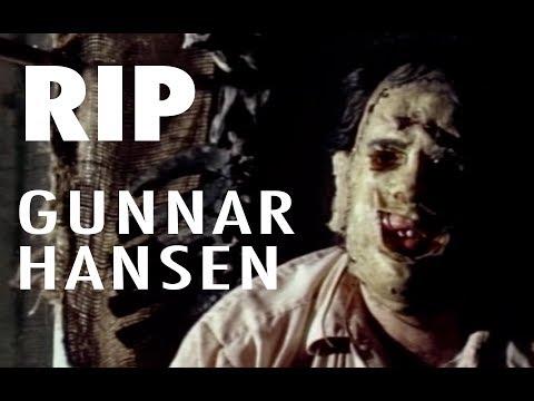 Gunnar Hansen (1947-2015)