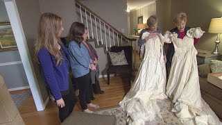 Brides Meet Up 3 Decades After Their Wedding Dresses Were Accidentally Switched
