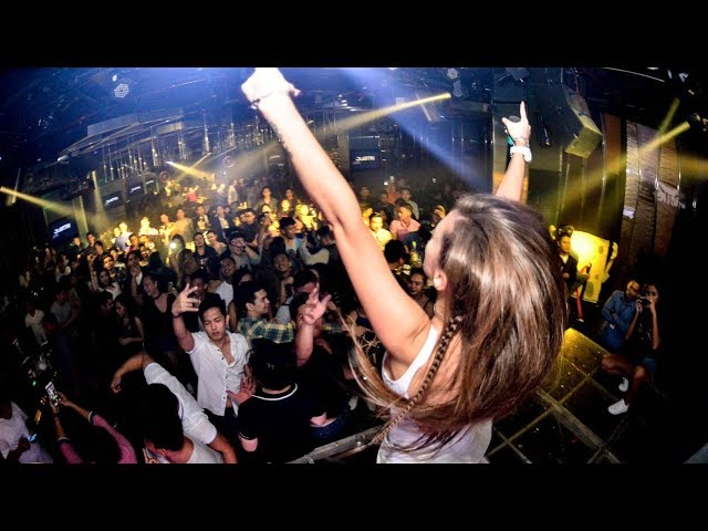 Justri - Live from House Manila Club (Manila, Philippines)