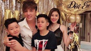 Tiết Lộ ca sĩ Lâm Chấn Khang có 2 Con Trai Đã Lớn và rất Đẹp Trai - TIN GIẢI TRÍ