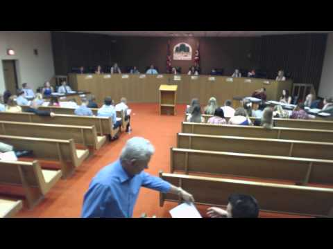 Heath, Ohio Mock City Council, Youth in Government