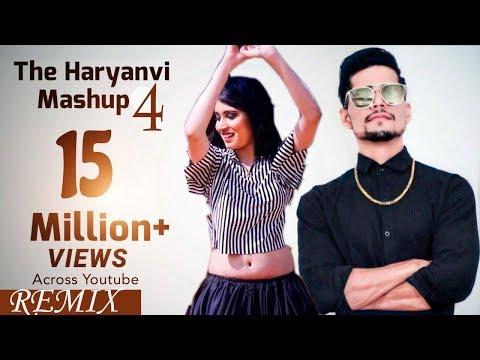The Haryanvi Mashup 4 | Lokesh Gurjar | Gurmeet Bhadana | Desi King | Akki Kalyan | Ajay Hooda|Remix