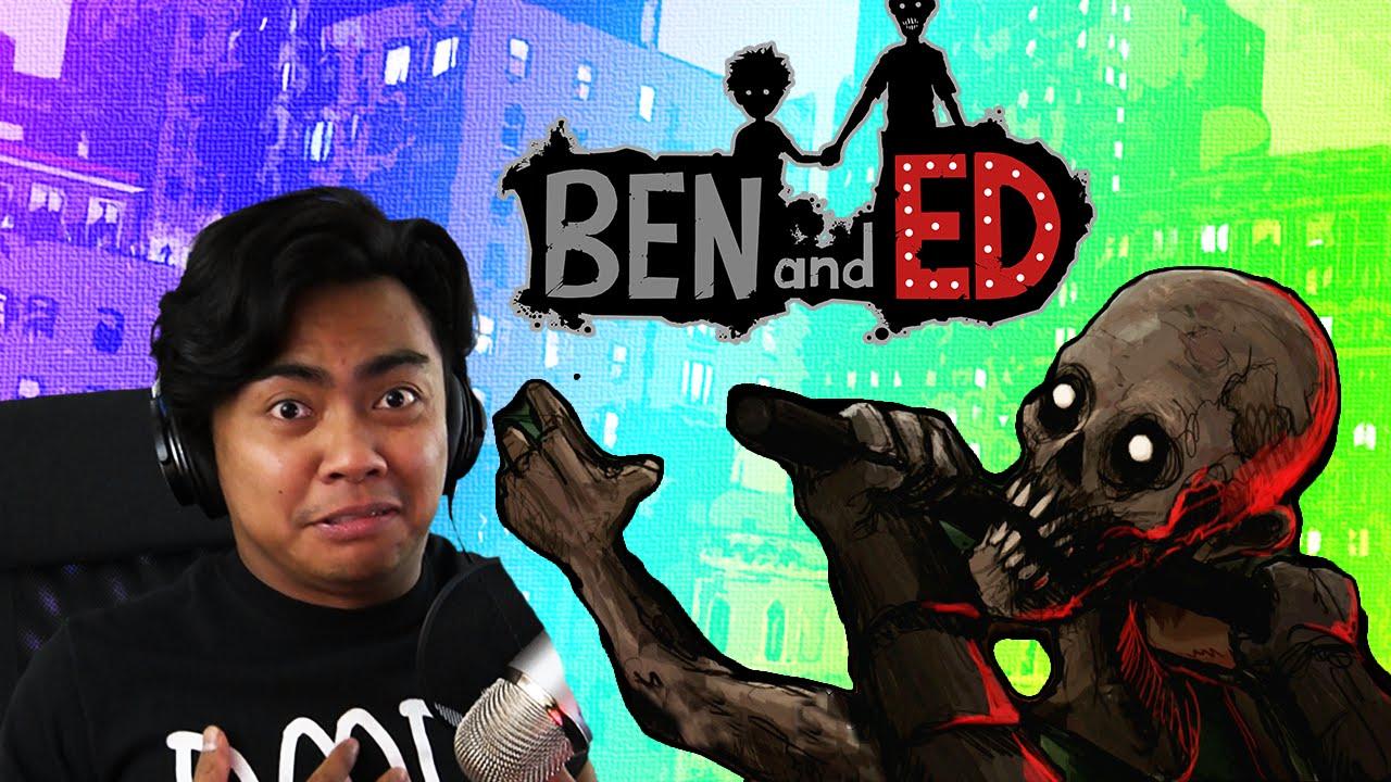 SECRET ZOMBIE LOVER! | Ben And Ed #1 - YouTube