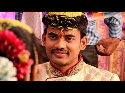 Saikiran&Srehitha wedding video||editing AS creations