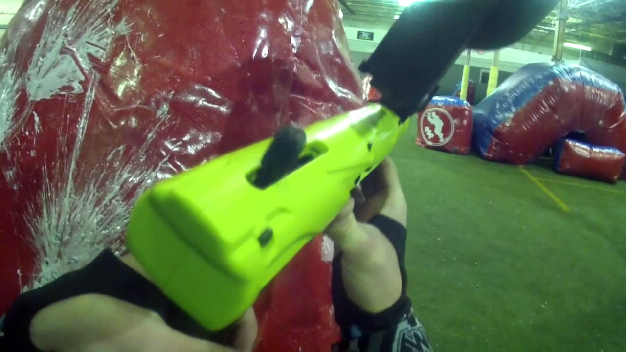 Jt -icon Field Gameplay Lone Wolf Paintball Indoor