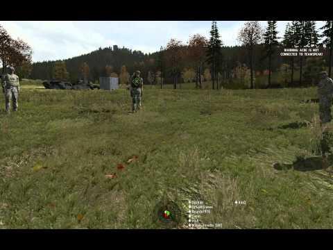 ArmA 2 - UOTC - Navigation  Course (1-4)