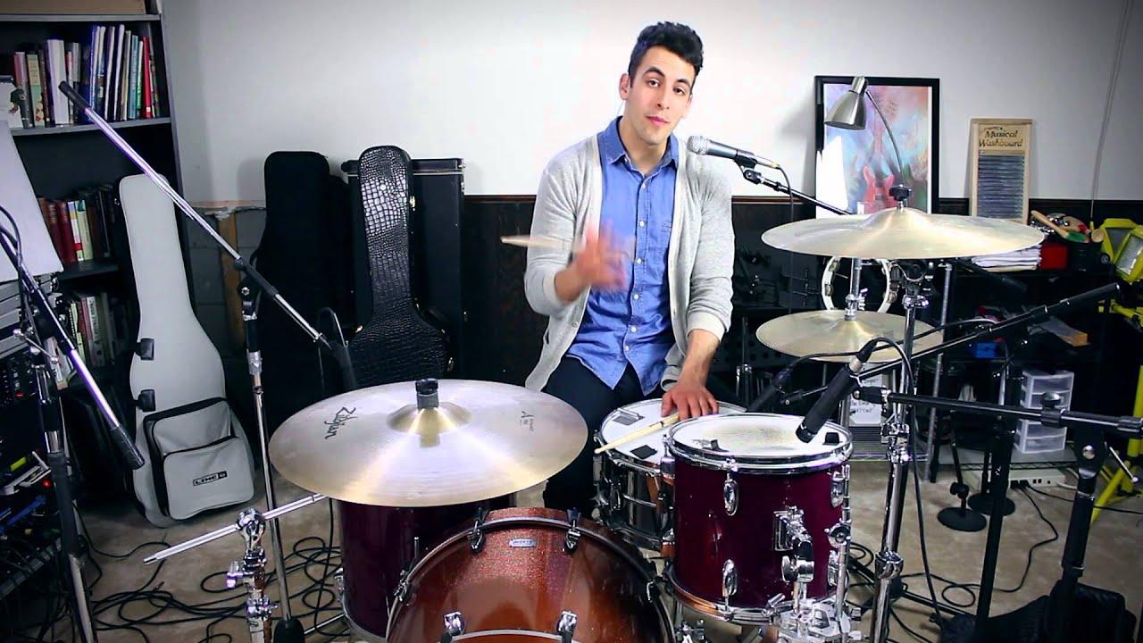 3 Easy Beginner Drum Beats Beginner Drum Lesson Drum Beats