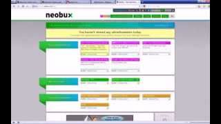Как заработать в интернете NEOBUX ⓤ