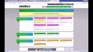 Как зарабатывать новичку на NeoBux