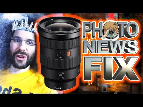 PHOTO NEWS FIX: SONY Finally DID IT with These TWO NEW Lenses & Instagram Brings FACE FILTERS