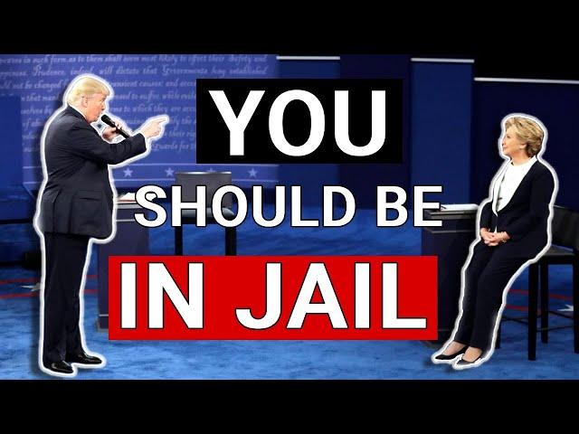 How Trump Dominated Hillary Clinton (Debate Analysis)