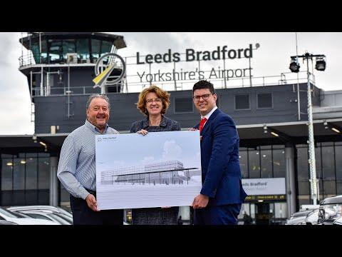 Terminal Development - Leeds Bradford Airport