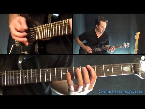 Metallica - Moth Into Flame Guitar Lesson (Chords/Rhythms)