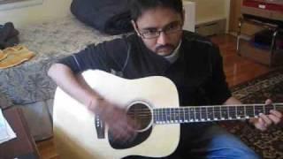 Teri Deewani - Kailash Kher (Guitar Jam)