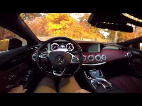 2015 Mercedes S550 Edition 1 POV Test Drive