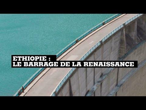 Éthiopie : le barrage pharaonique construit sur le Nil