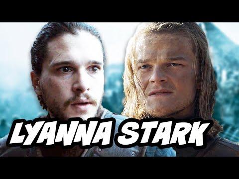 Game Of Thrones Season 6 Lyanna Stark Explains Jon Snow