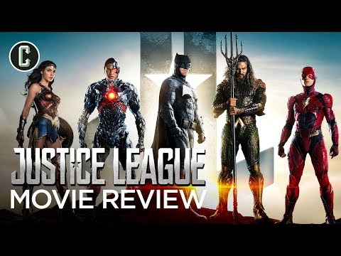 Justice League Movie Review: Is It What We've Been Waiting For?