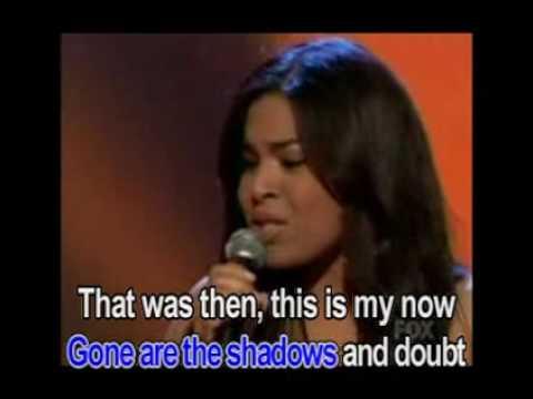 This is my now - Jordin Sparks (Karaoke)