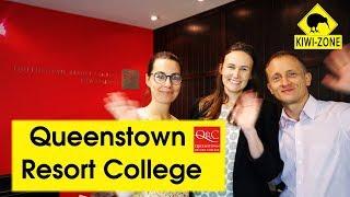 Queenstown Resort College - учимся в сферах туризма и гостиничного бизнеса Новой Зеландии /KIWI-ZONE