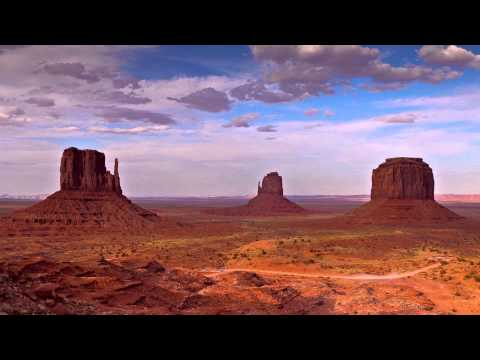 Monument Valley, Sunrise to Moonrise