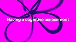 Having a cognitive assessment