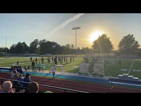 Gosnell High School marching band parent performance (part one) 10/16/20