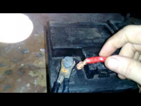 Ктц аккумулятора в домашних условиях
