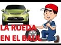 [Tutorial] Rueda de auxilio en Ford Fiesta Kinetic