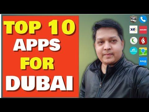 TOP 10 APPS FOR DUBAI 2019