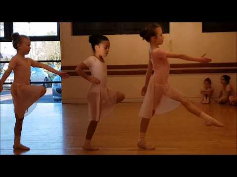 Ballet class age 5 years old