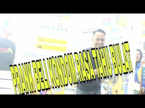 PRANK !!! BELI KONDOM RASA TAHU BULAT, BAYAR PAKE BPJS