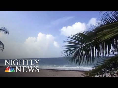 Puerto Rico Is In The Bull's Eye Of Hurricane Irma | NBC Nightly News