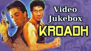 Krodh - Songs Collection - Sunny Deol - Sanjay Dutt - Mohd Aziz - Laxmikant Pyarelal