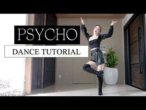 Red Velvet (레드벨벳) - 'Psycho' MIRRORED TUTORIAL | justnickilee